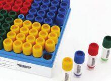 Cryobank® Storage Box z kodem kreskowym (291690)